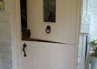 Original stable door