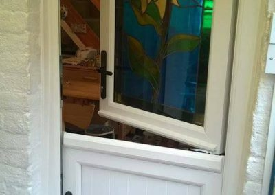 New stable door